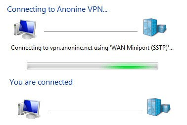 Windows 7 - Network - Connection info