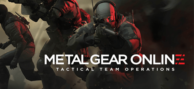 Metal Gear Online beta