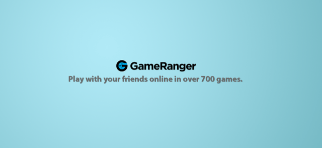 Play old lan games with Gameranger