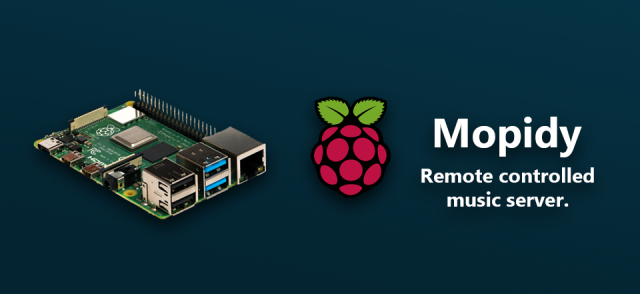 Installing Mopidy music server on Raspberry Pi cover